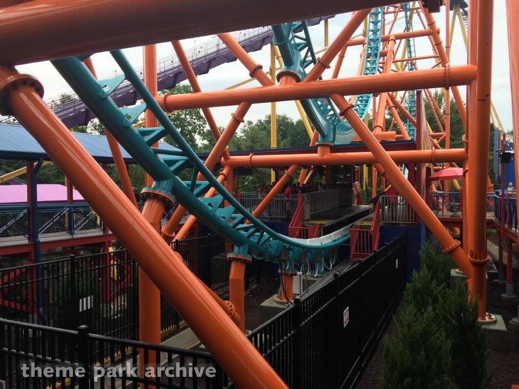 Theme Park Archive Tempesto Busch Gardens Williamsburg