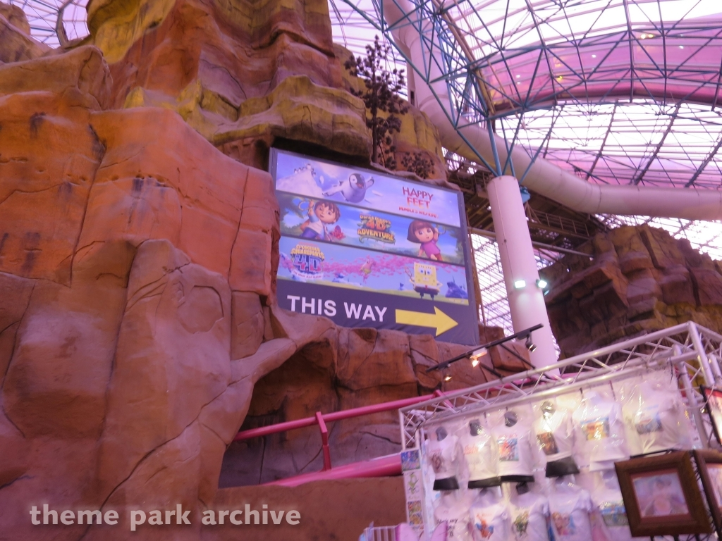 Misc at Adventuredome