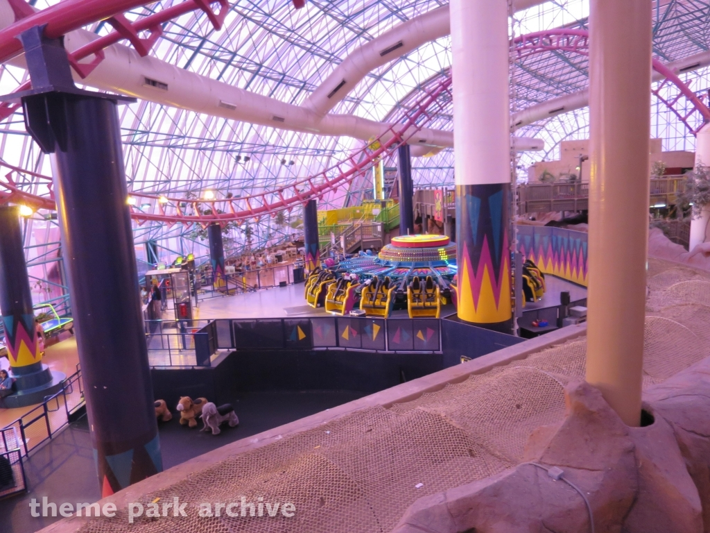 Chaos at Adventuredome
