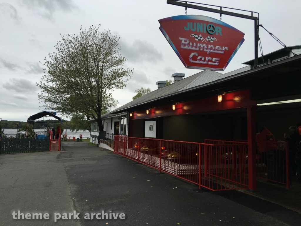 Junior Bumper Cars at Quassy Amusement Park