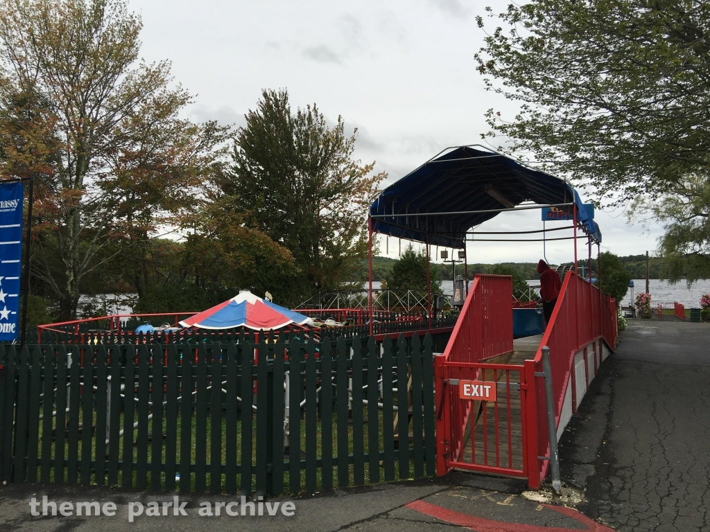 Little Dipper at Quassy Amusement Park