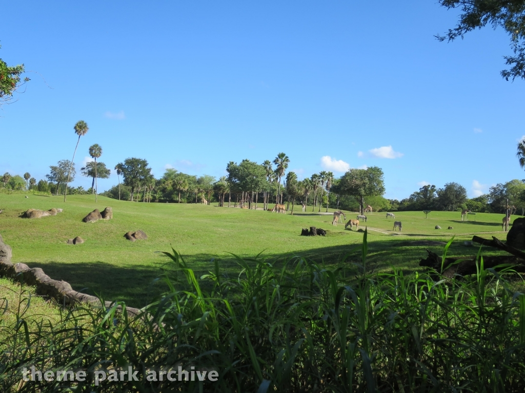 Theme Park Archive Edge Of Africa At Busch Gardens Tampa