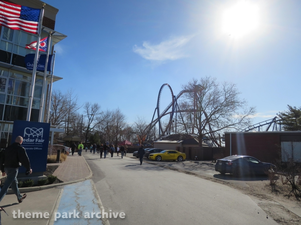 Cedar Fair is a publicly traded partnership headquartered in Sandusky, Ohio, and one of the largest regional amusement-resort operators in the world. The company owns and operates 11 amusement parks, three outdoor water parks, one indoor water park and five hotels. Its parks are located in Ohio.