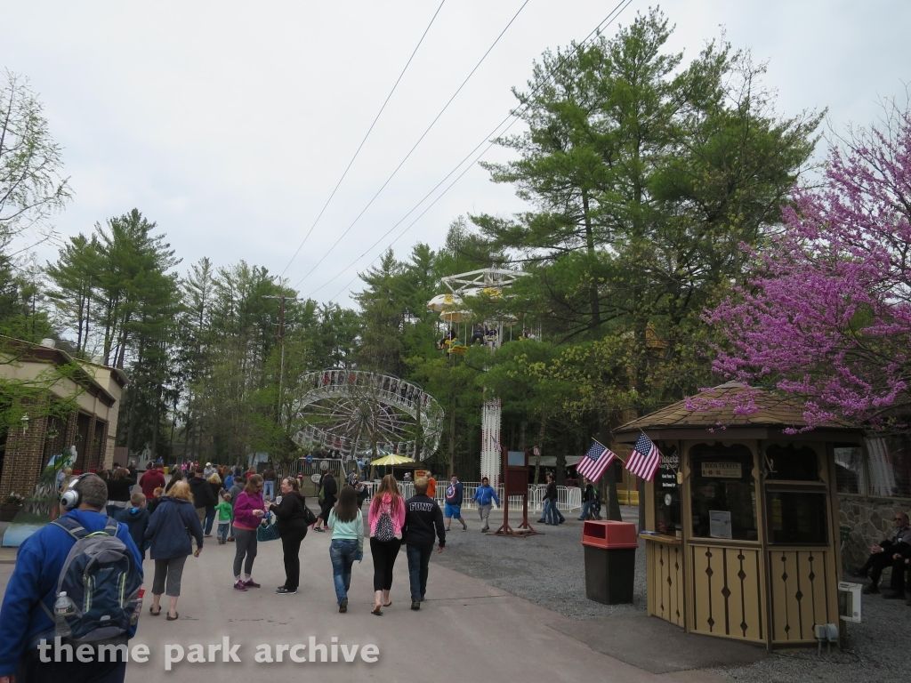 Super Round Up at Knoebels Amusement Resort