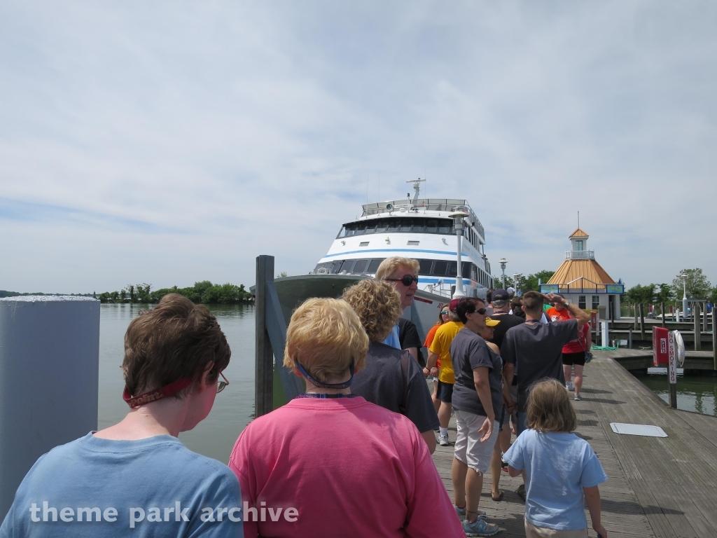 Cedar Point Marina at Cedar Point
