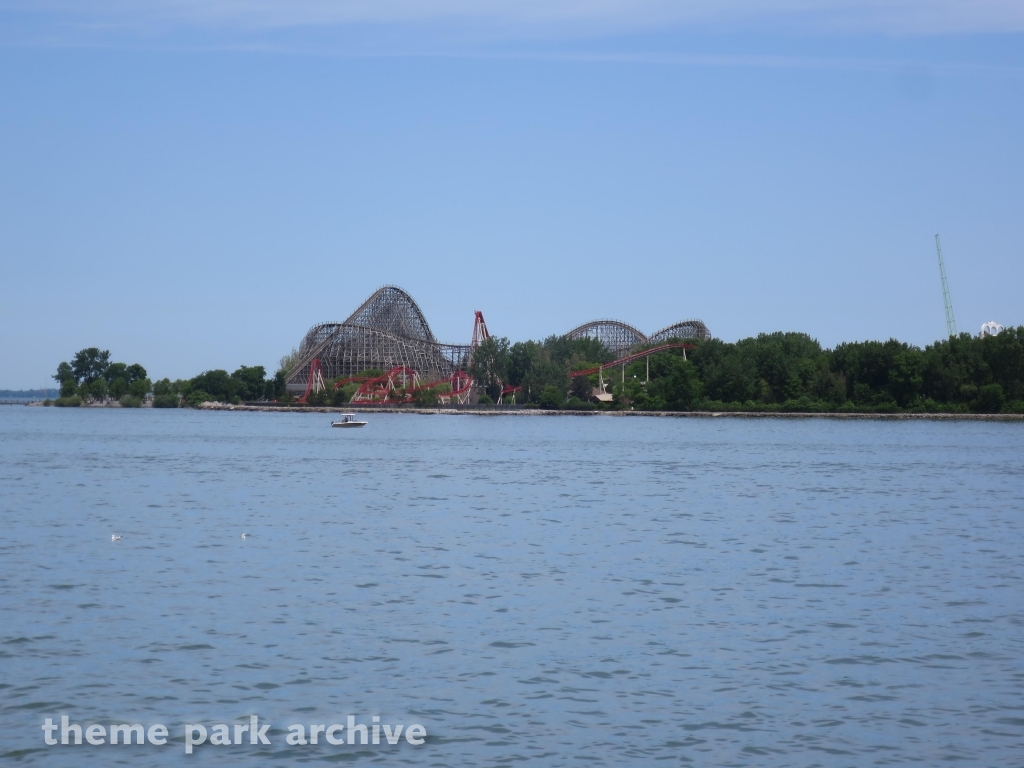 Mean Streak at Cedar Point