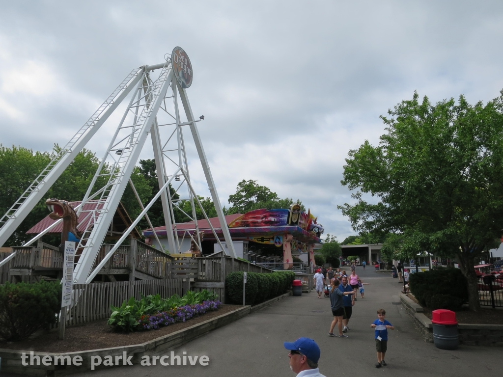 Theme Park Archive | Seabreeze Amusement Park