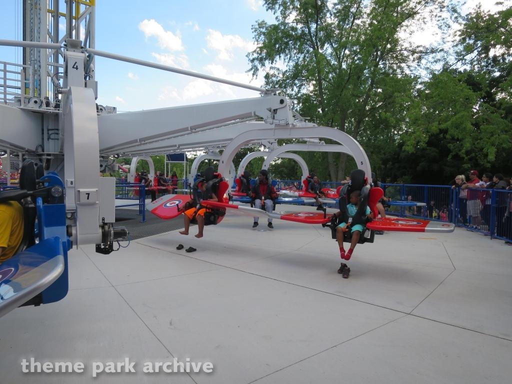 Skyhawk at Canada's Wonderland