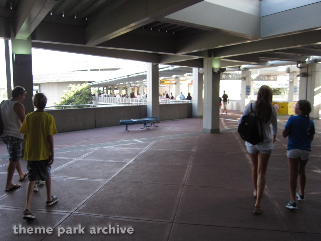 Parking at Universal City Walk Orlando