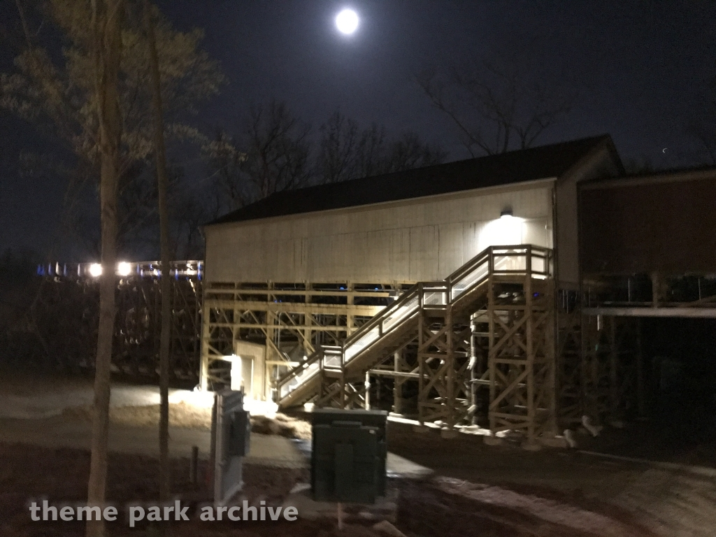 Mystic Timbers at Kings Island