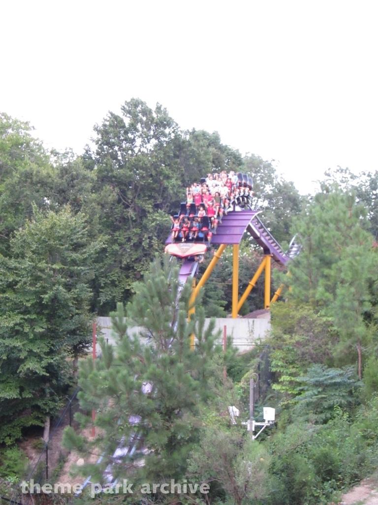 Apollo's Chariot at Busch Gardens Williamsburg