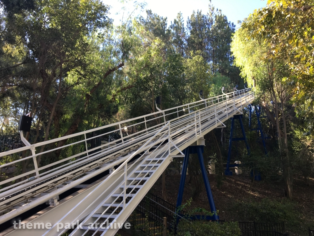 Revolution at Six Flags Magic Mountain