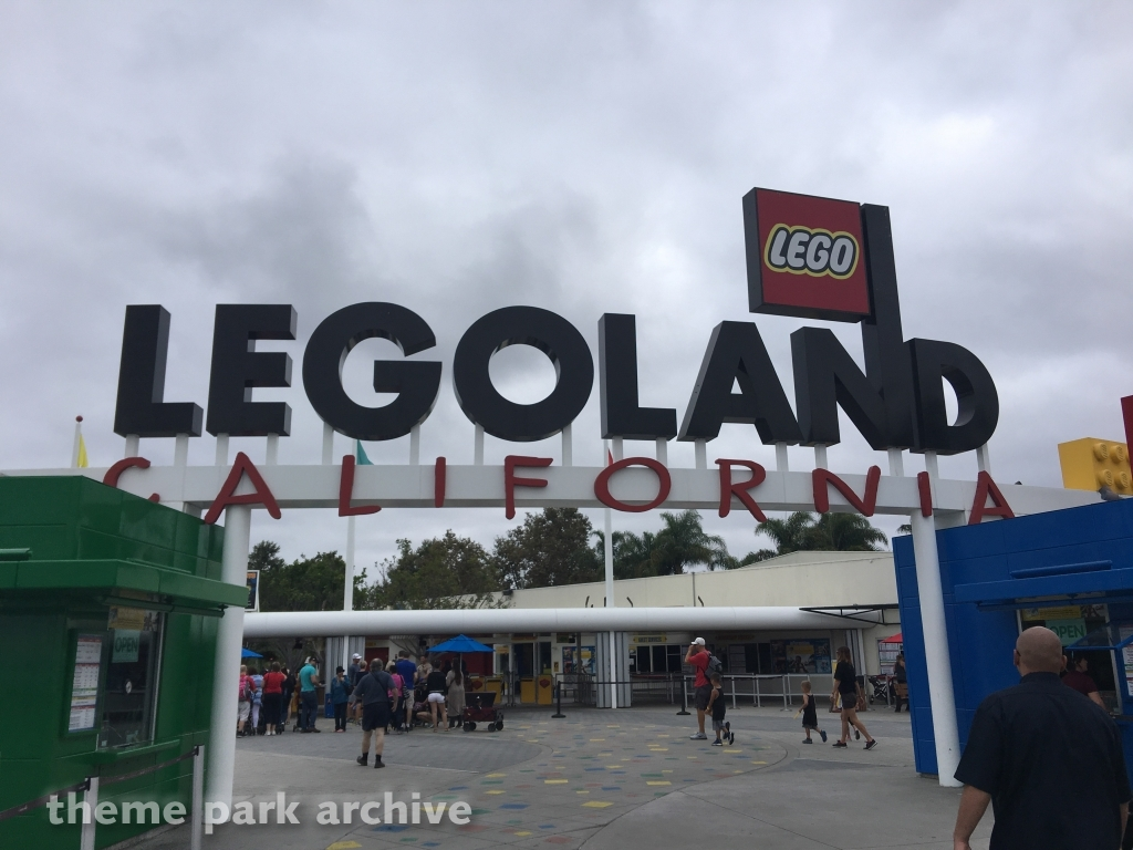 The Beginning at LEGOLAND California