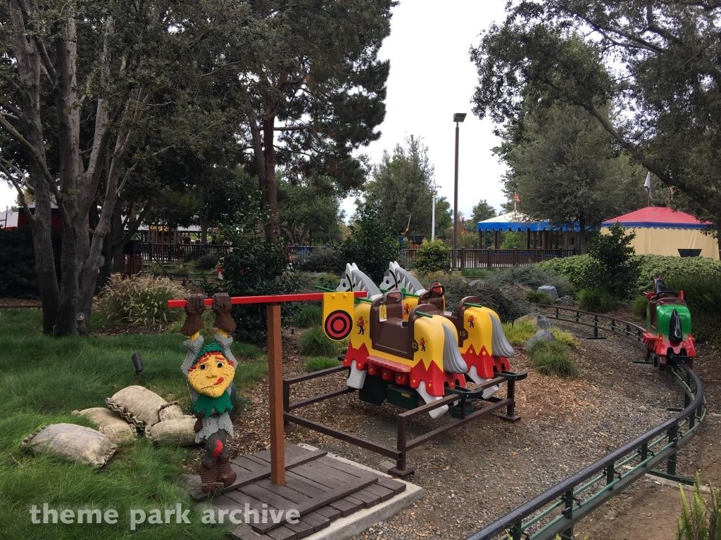 Royal Joust at LEGOLAND California