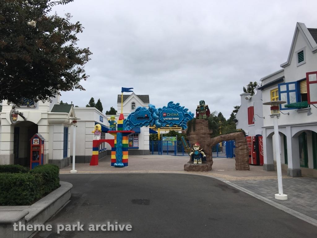 Water Park at LEGOLAND California