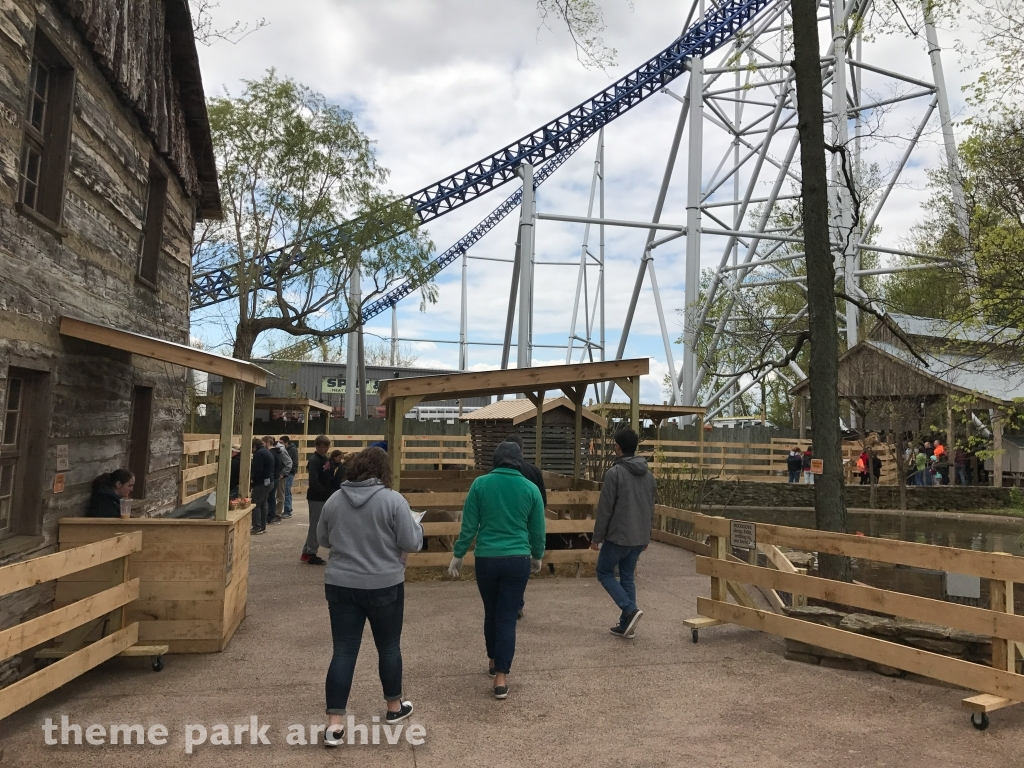 The Barnyard at Cedar Point