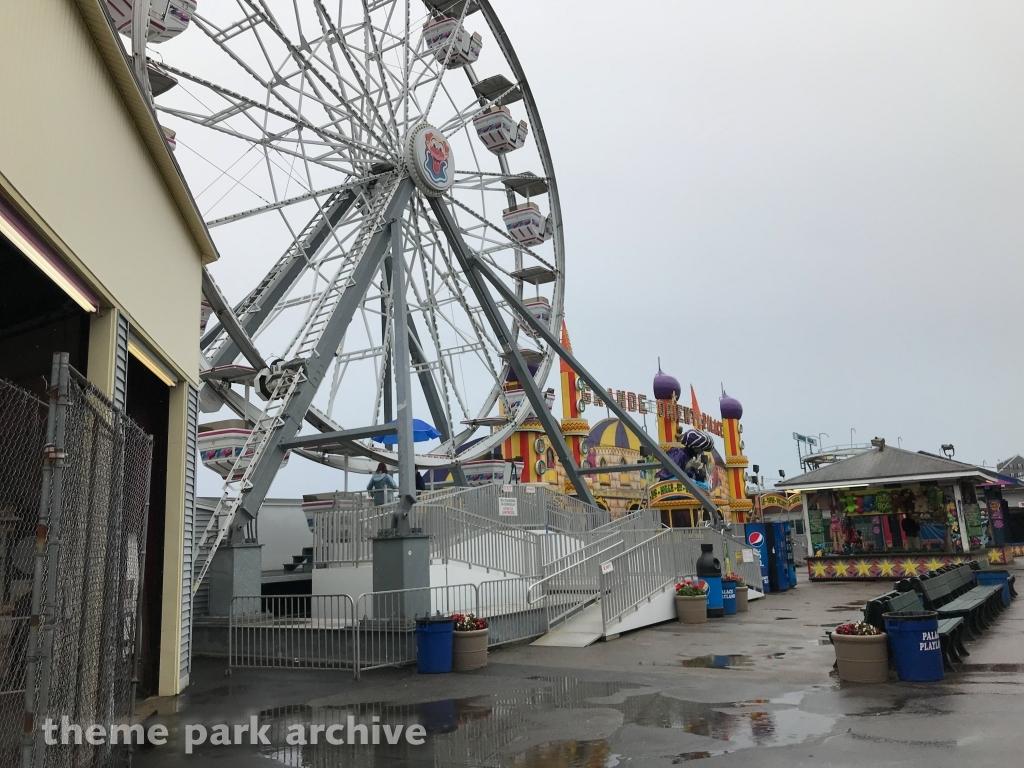 Electra Wheel at Palace Playland