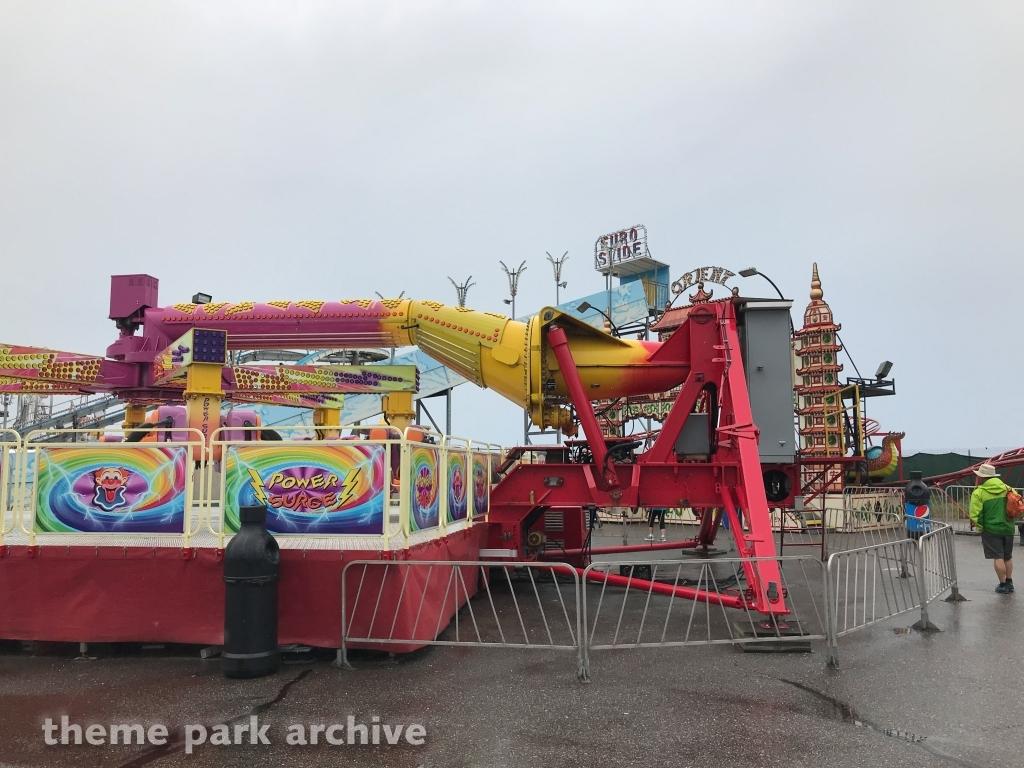 Power Surge at Palace Playland