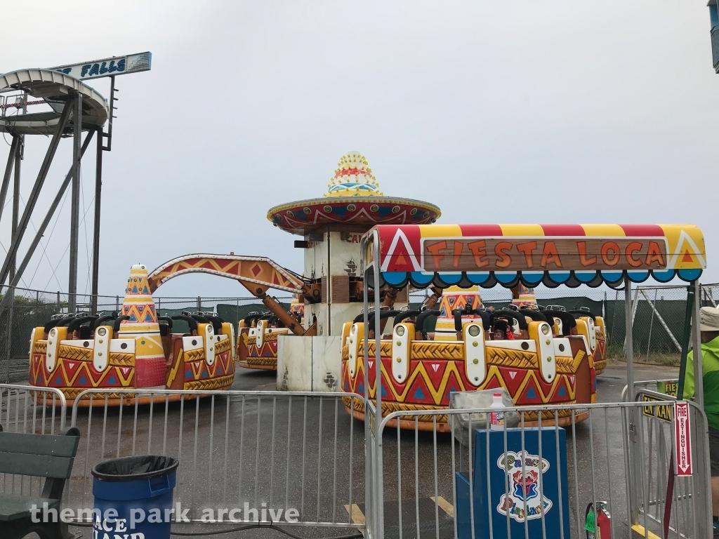Fiesta Loca at Palace Playland