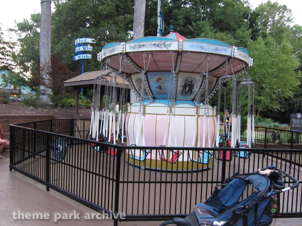 Theme Park Archive Busch Gardens Williamsburg