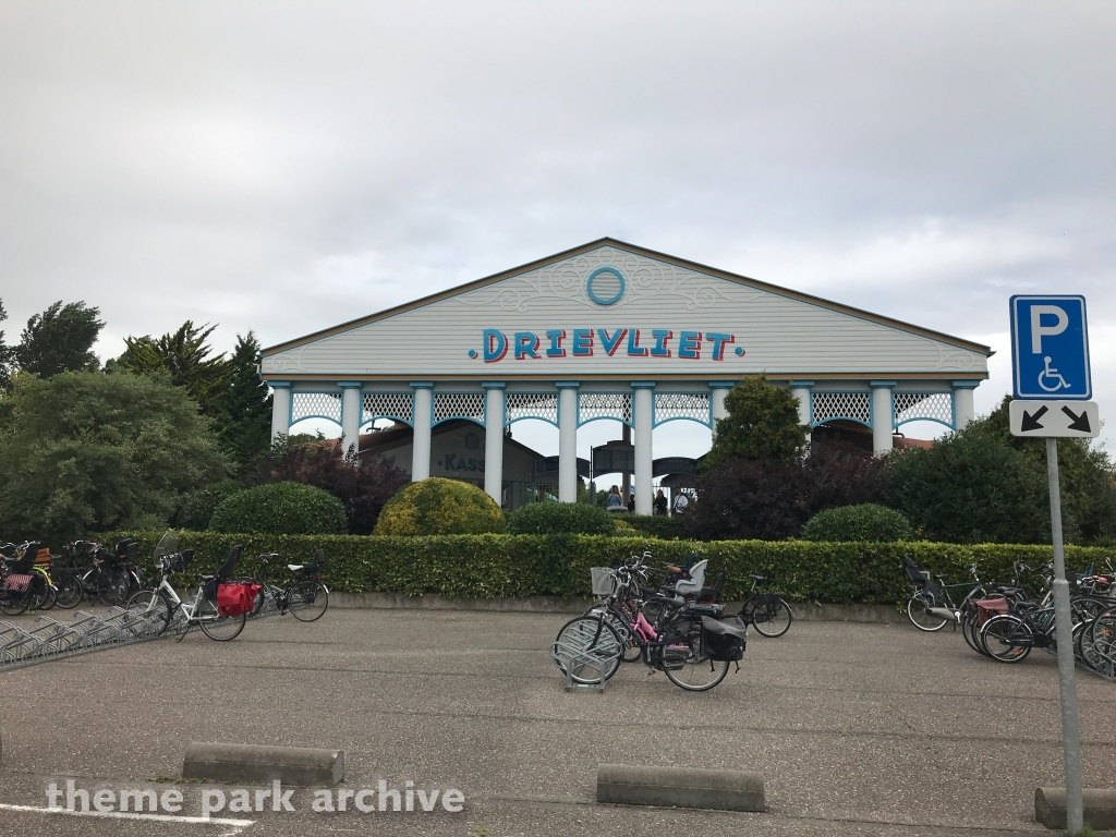 Entrance at Drievliet