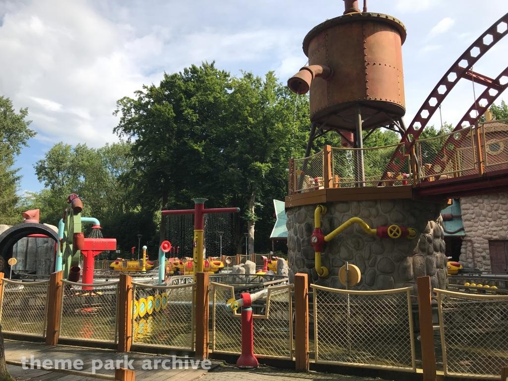Splash Battle at Walibi Holland