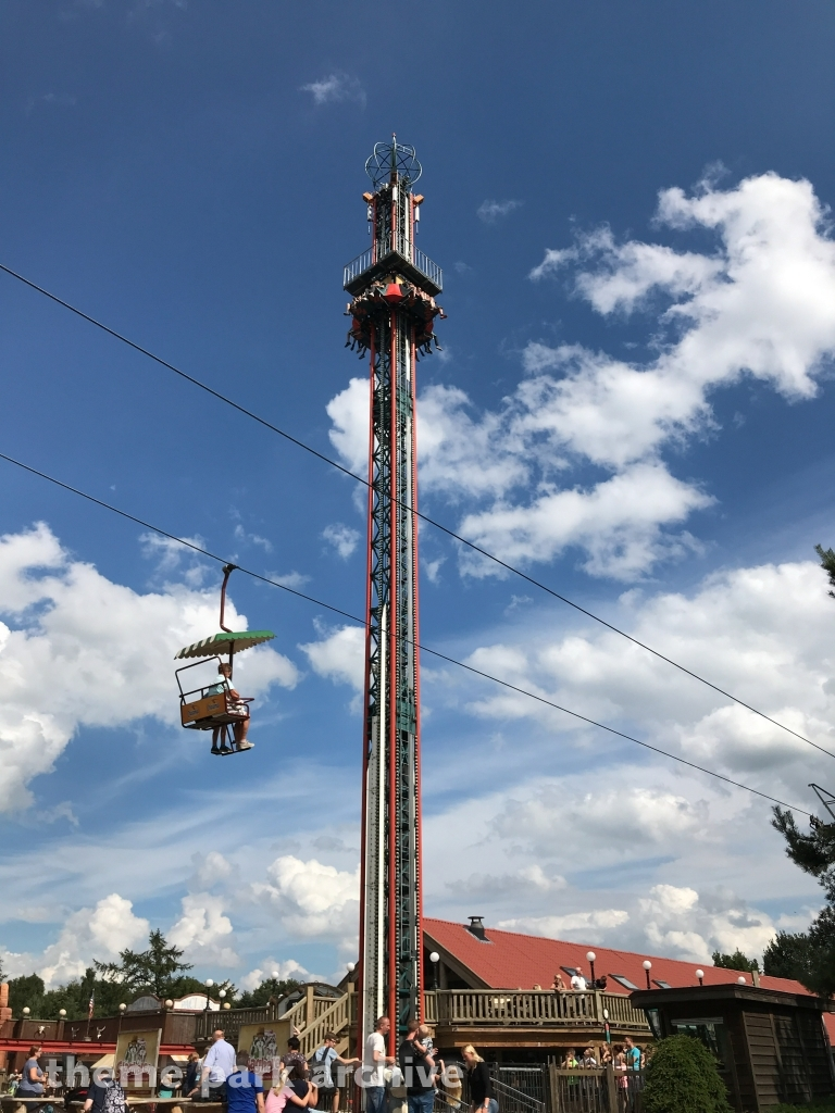 Free Fall at Attractiepark Slagharen