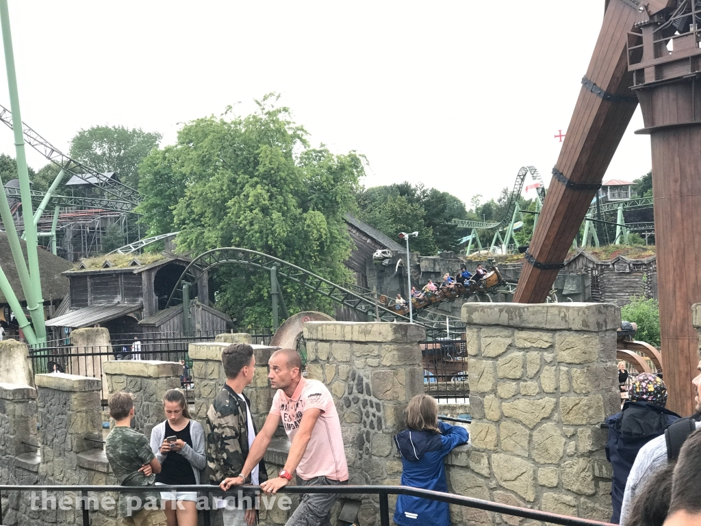 Die Schlange von Midgard at Hansa Park