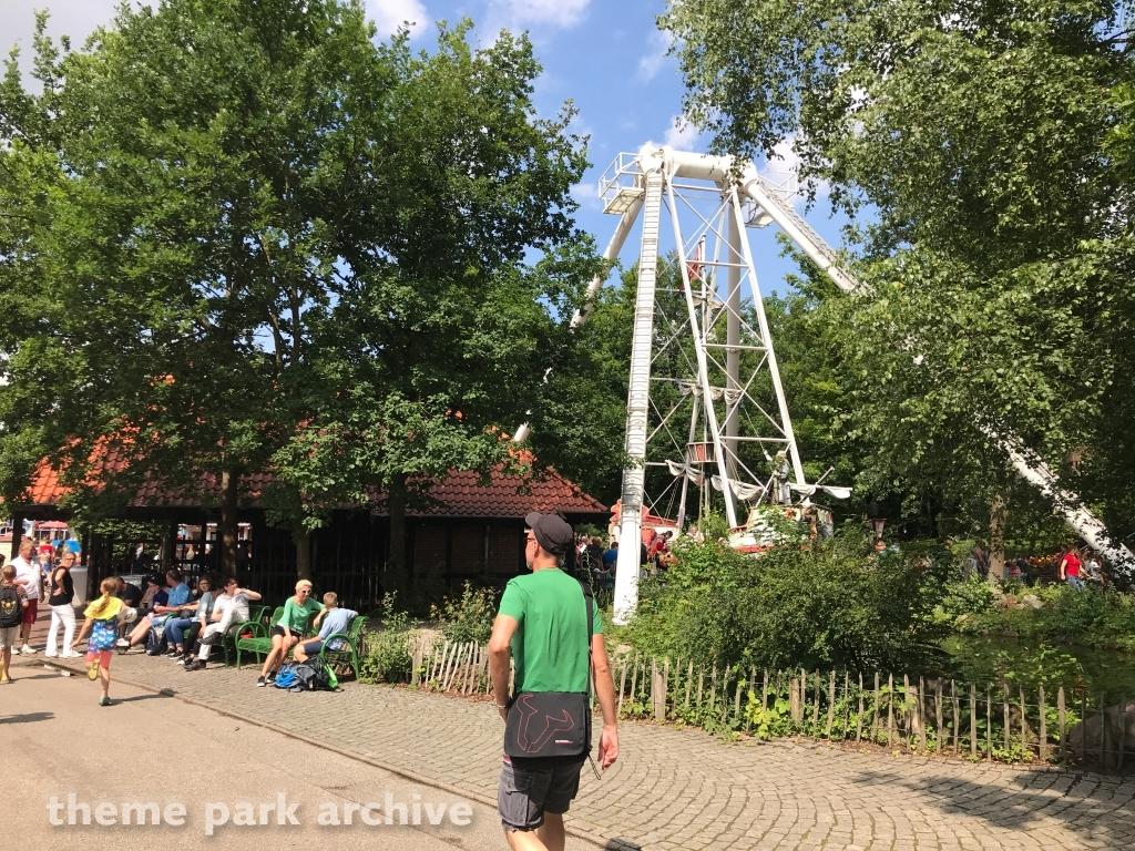 Fliegender Hollander at Hansa Park