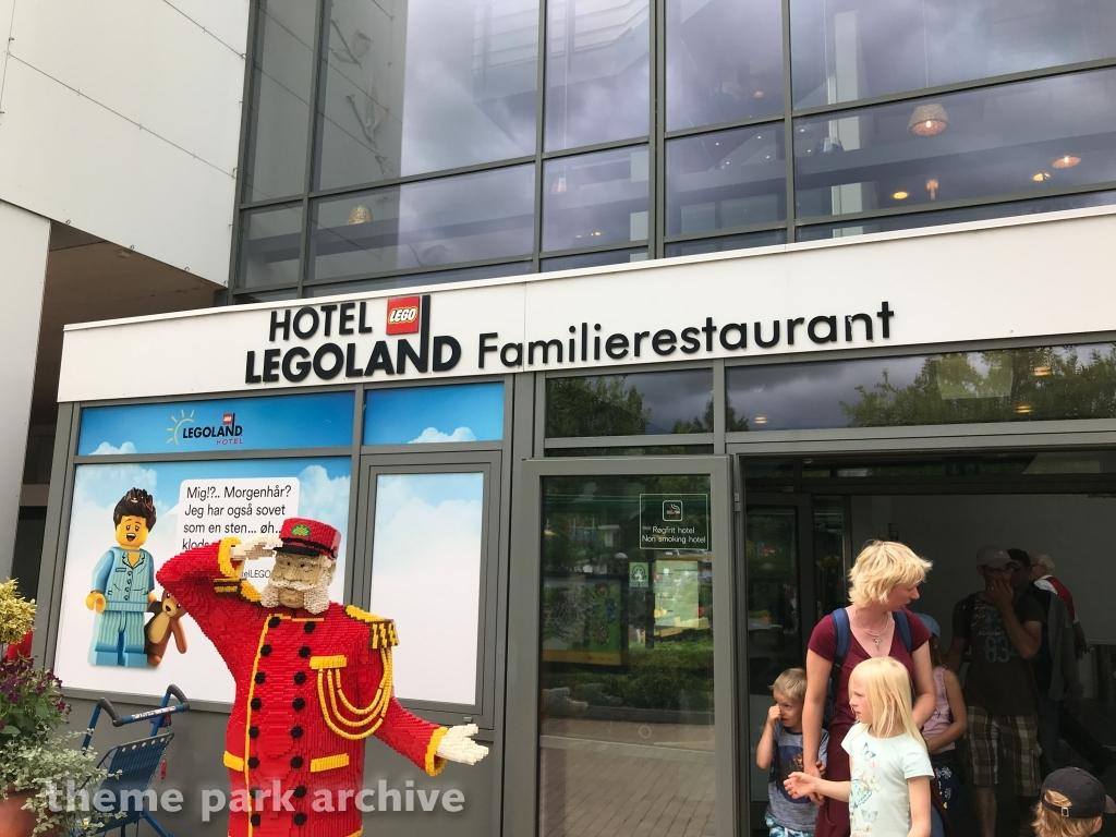 Hotel LEGOLAND at LEGOLAND Billund