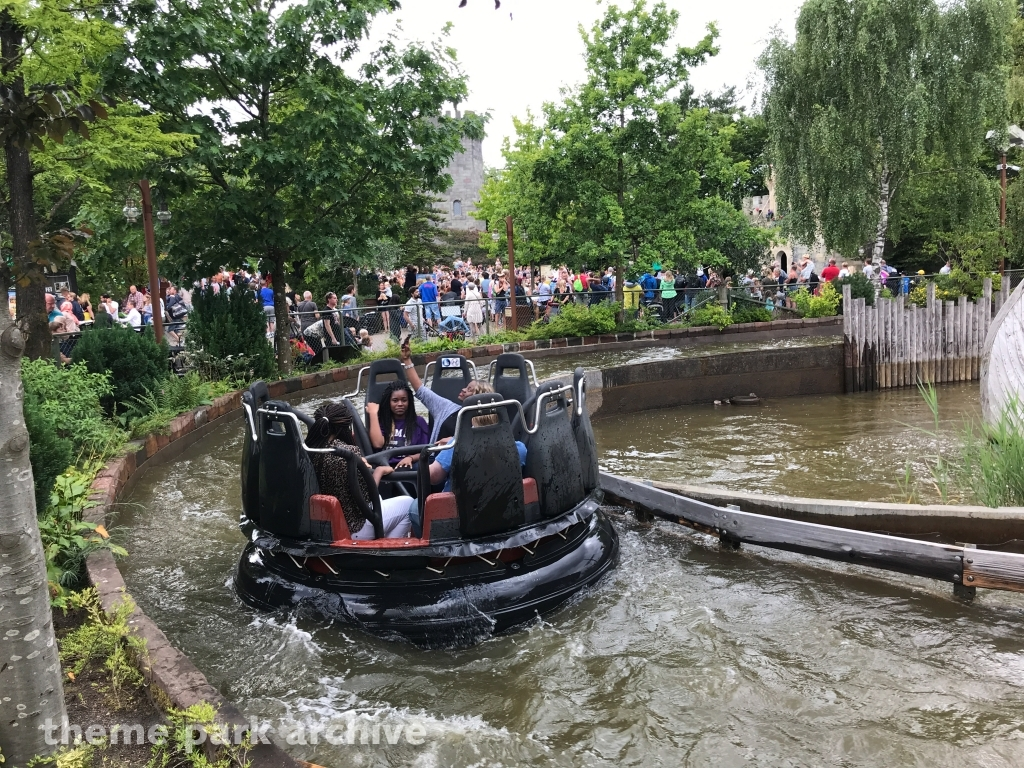 Vikings River Splash at LEGOLAND Billund