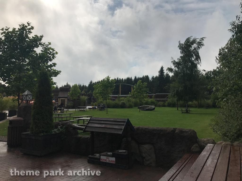 Trampolines at Djurs Sommerland