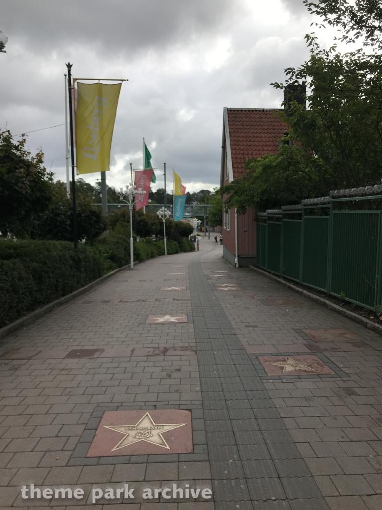 Entrance at Liseberg