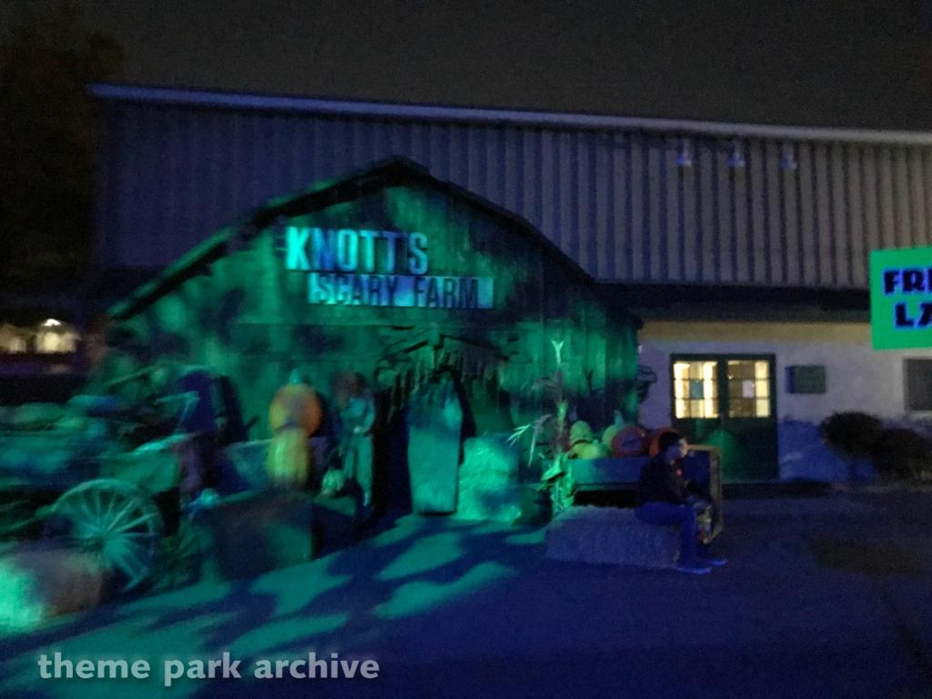 Knott's Scary Farm at Knott's Berry Farm
