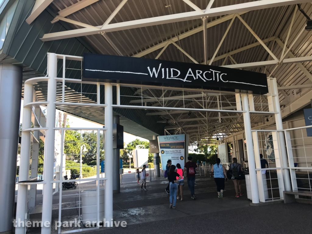 Wild Arctic at Sea World San Diego