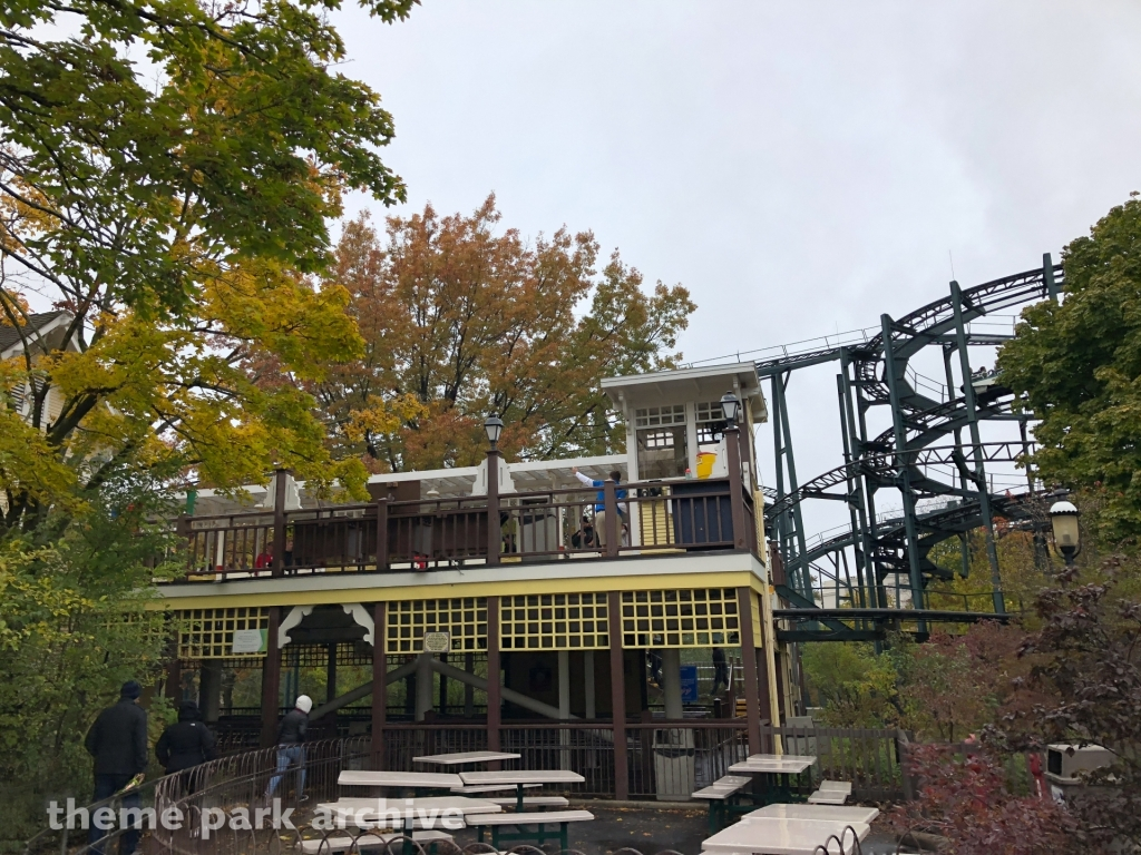Whizzer at Six Flags Great America