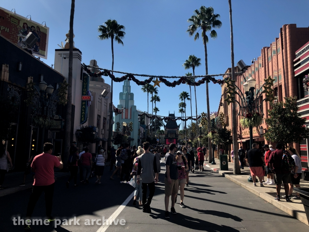 Hollywood Boulevard at Disney's Hollywood Studios