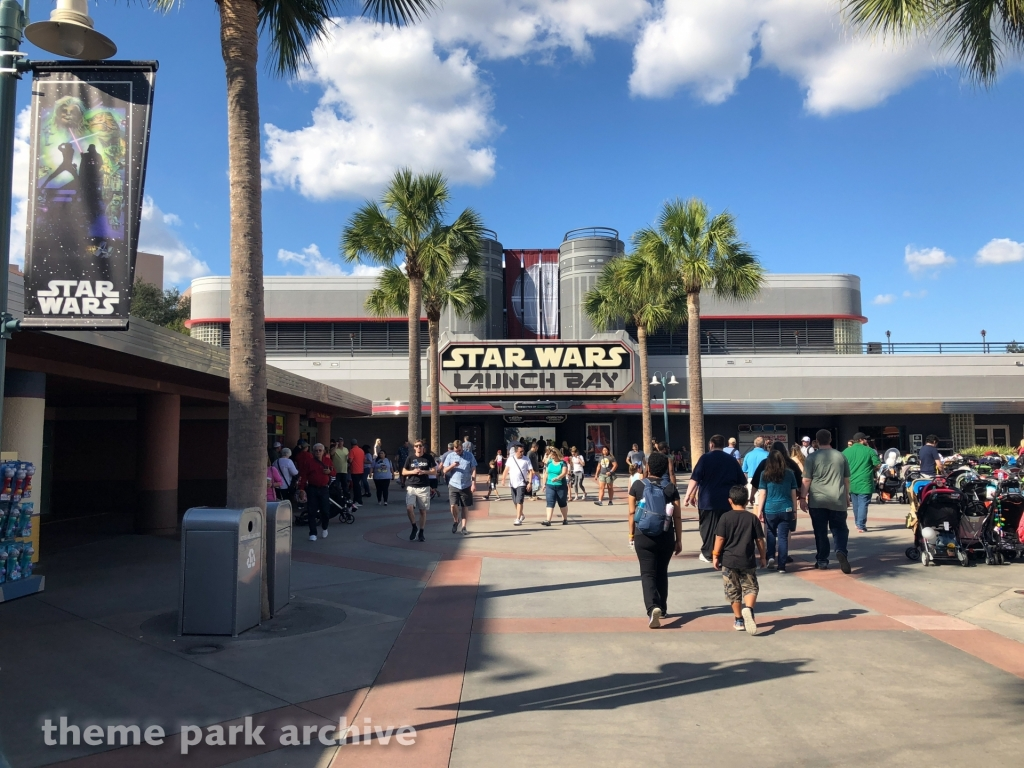 Star Wars Launch Bay at Disney's Hollywood Studios