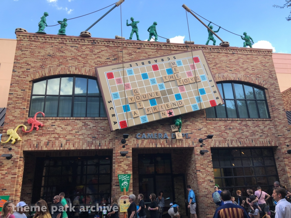 Pixar Place at Disney's Hollywood Studios