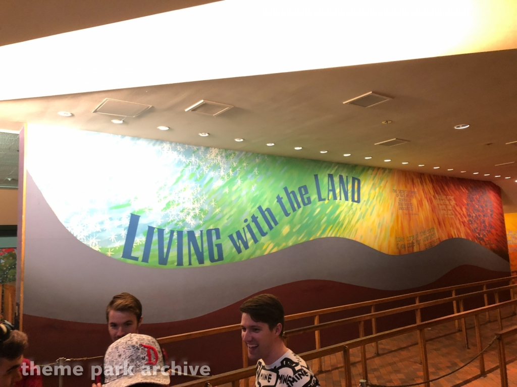 Living with the Land at Epcot