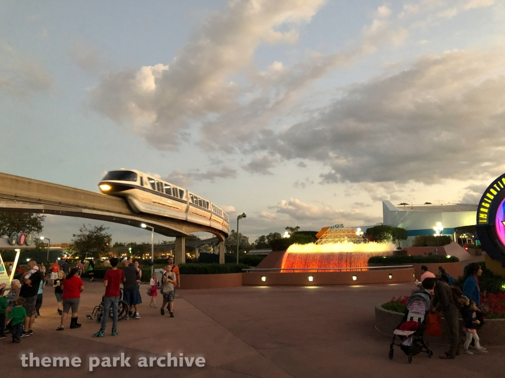 Future World at Epcot