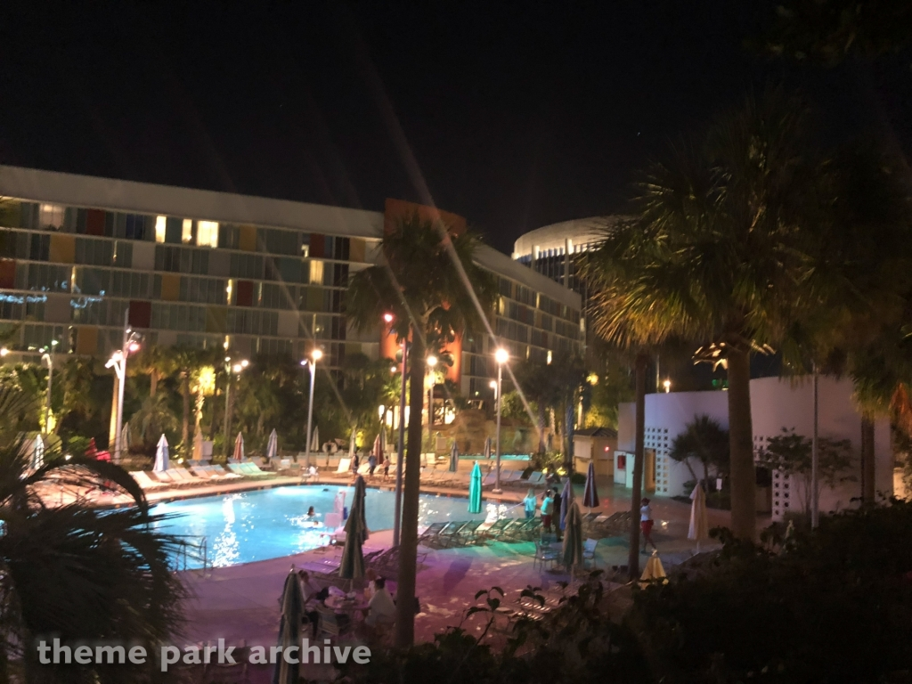 Universal's Cabana Bay Beach Resort at Volcano Bay