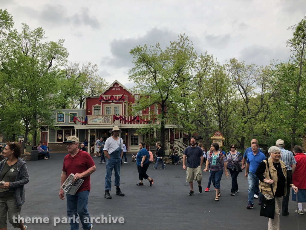Main Street at Silver Dollar City