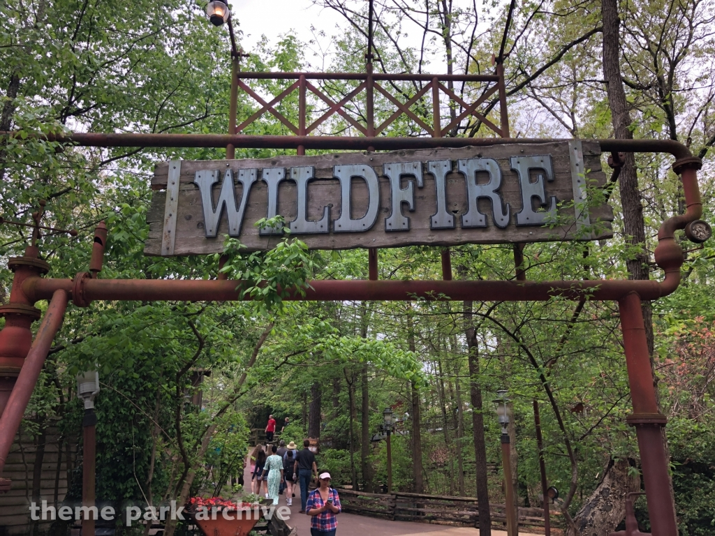 Wildfire at Silver Dollar City