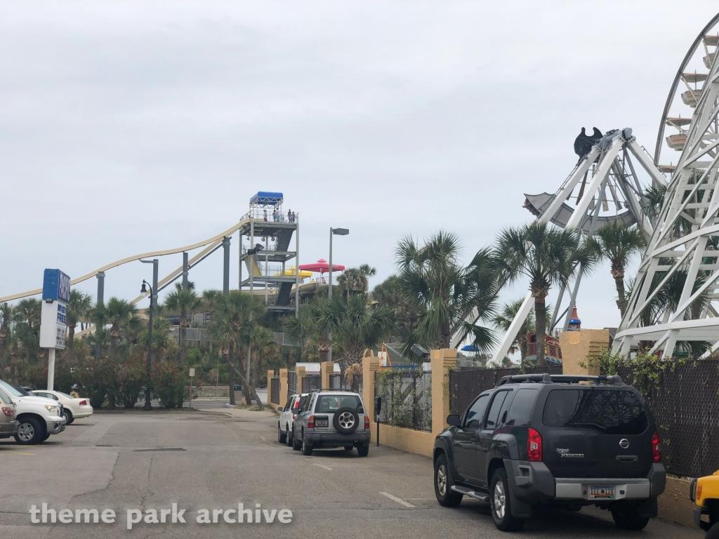 Splashes Oceanfront Waterpark at Family Kingdom