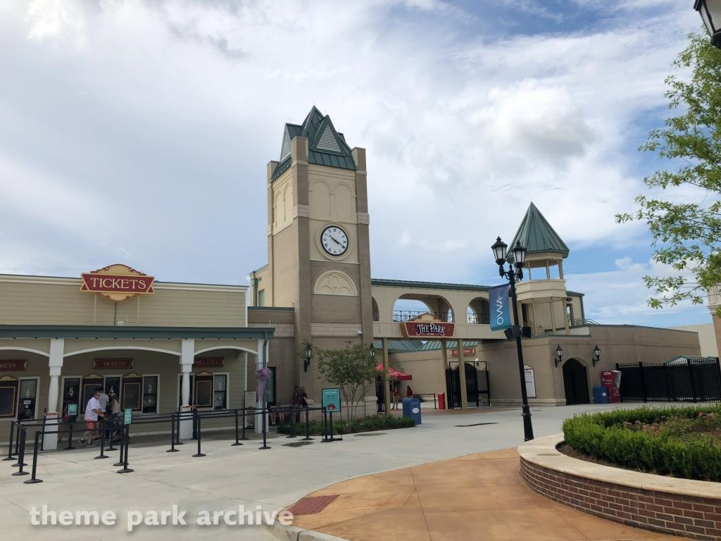 Entrance at The Park At OWA