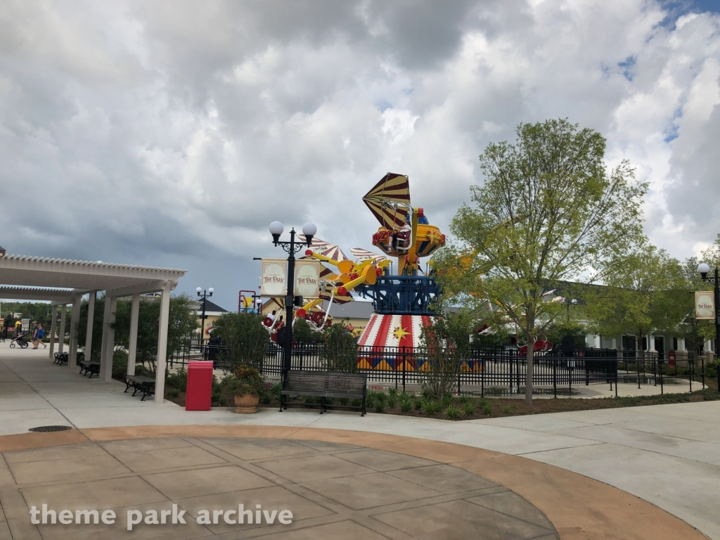Aerozoom at The Park At OWA