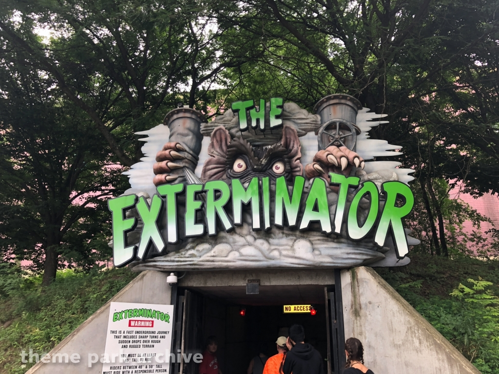 Exterminator at Kennywood