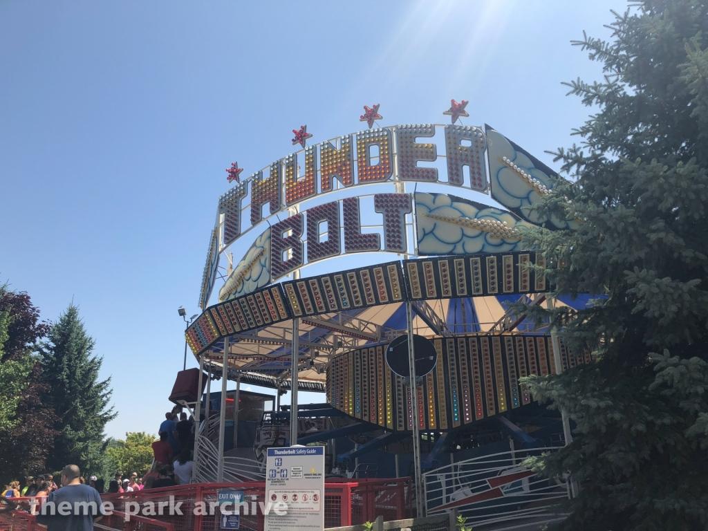 Thunderbolt at Michigan's Adventure