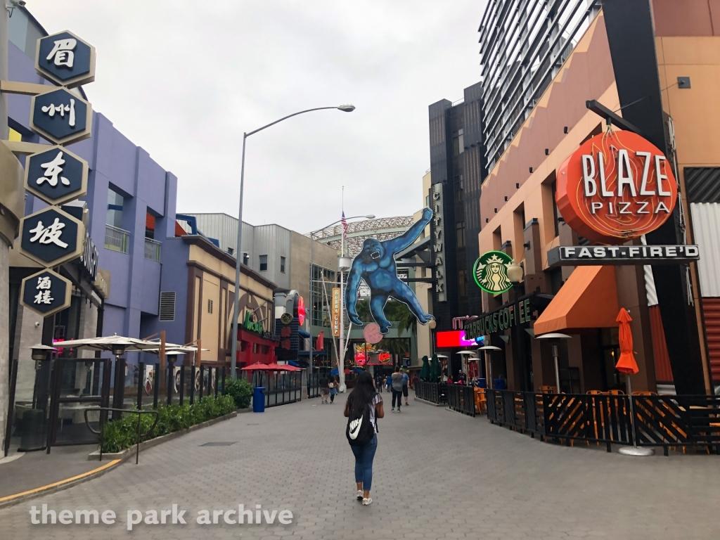 City Walk at Universal City Walk Hollywood
